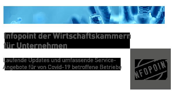 Coronavirus - Infopoint der Wirtschaftskammern für Unternehmen